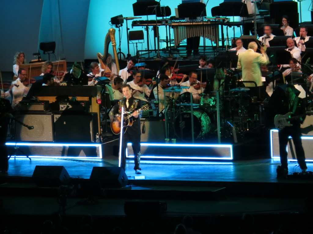 Chris Isaak and the LA Philharmonic