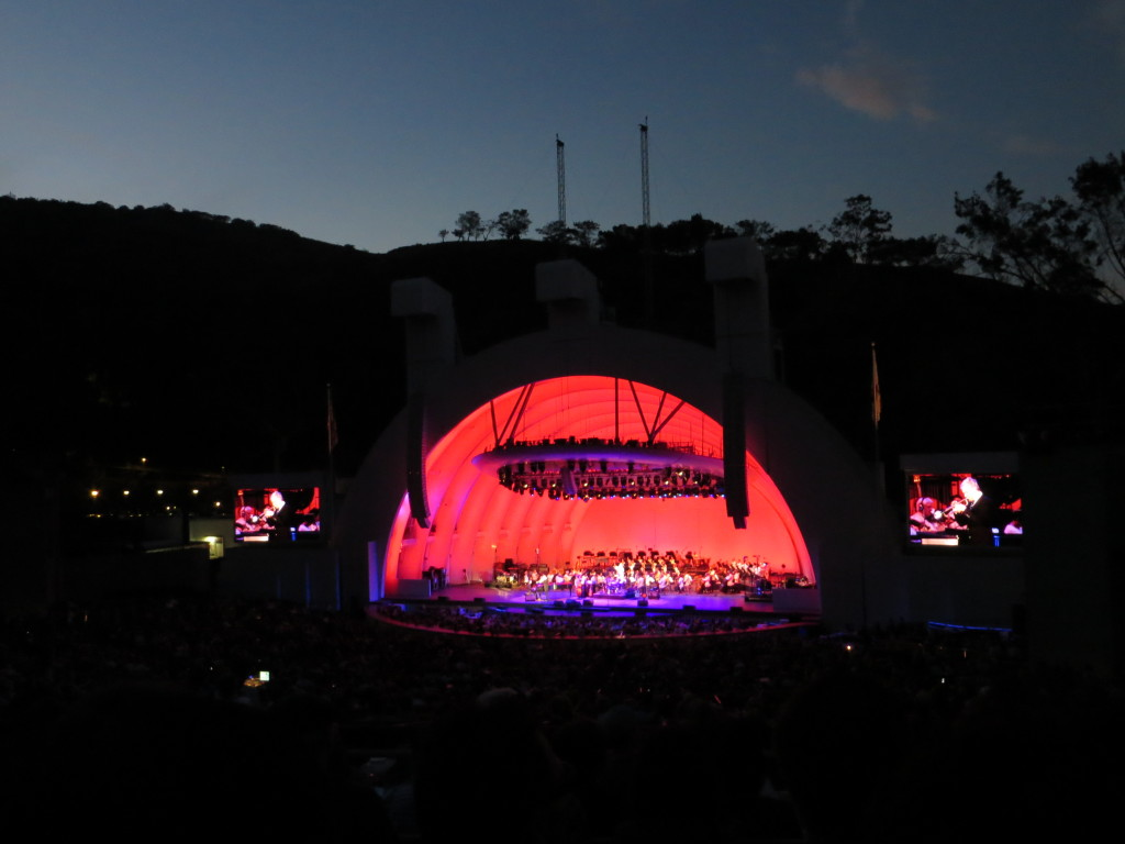 Chris Botti at the Bowl