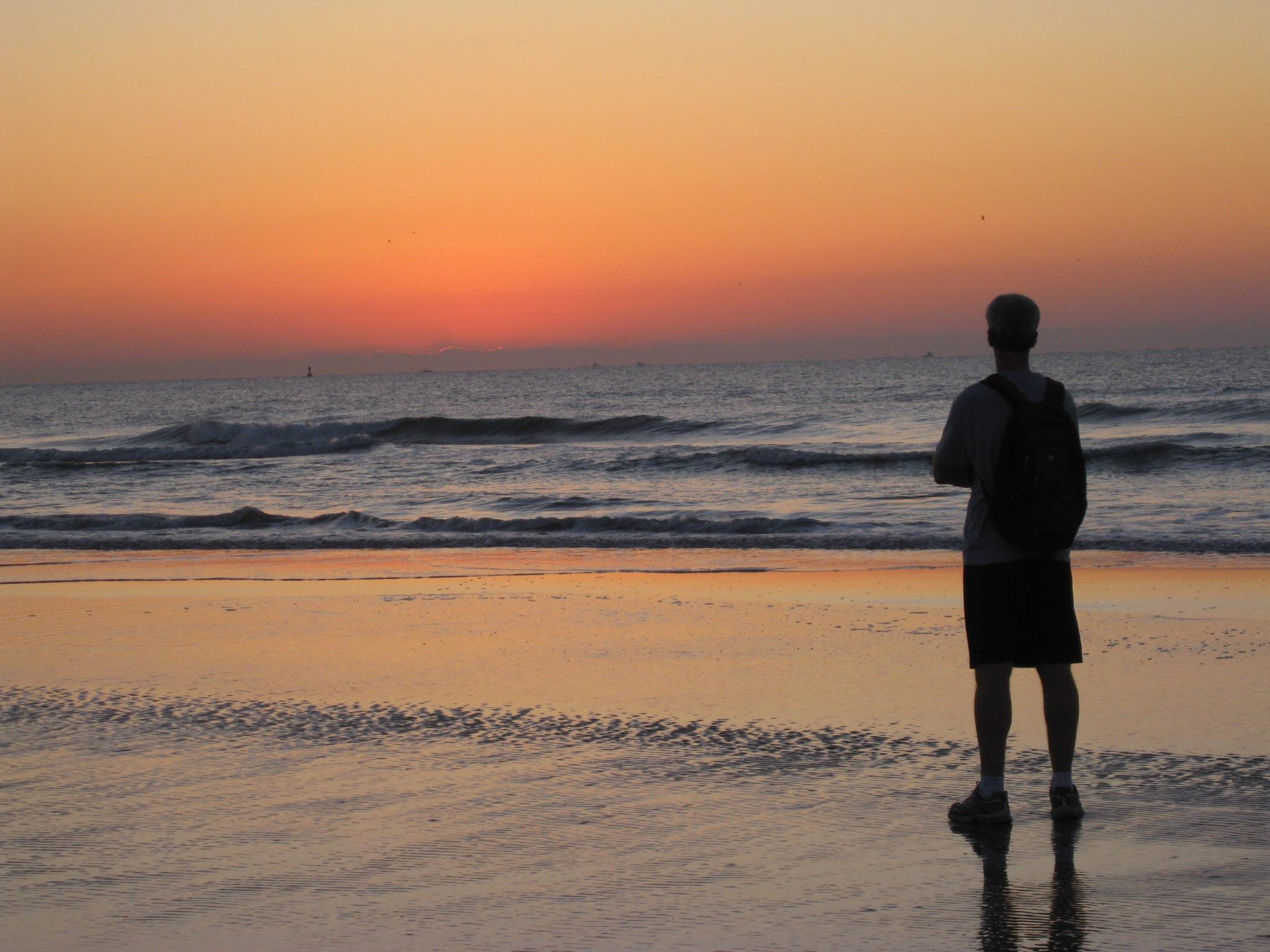 Sunrise in Cape Canaveral