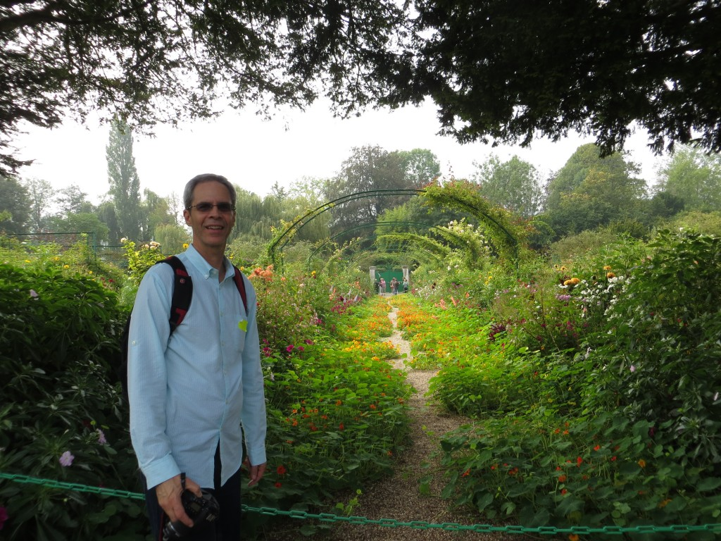 J in Giverny