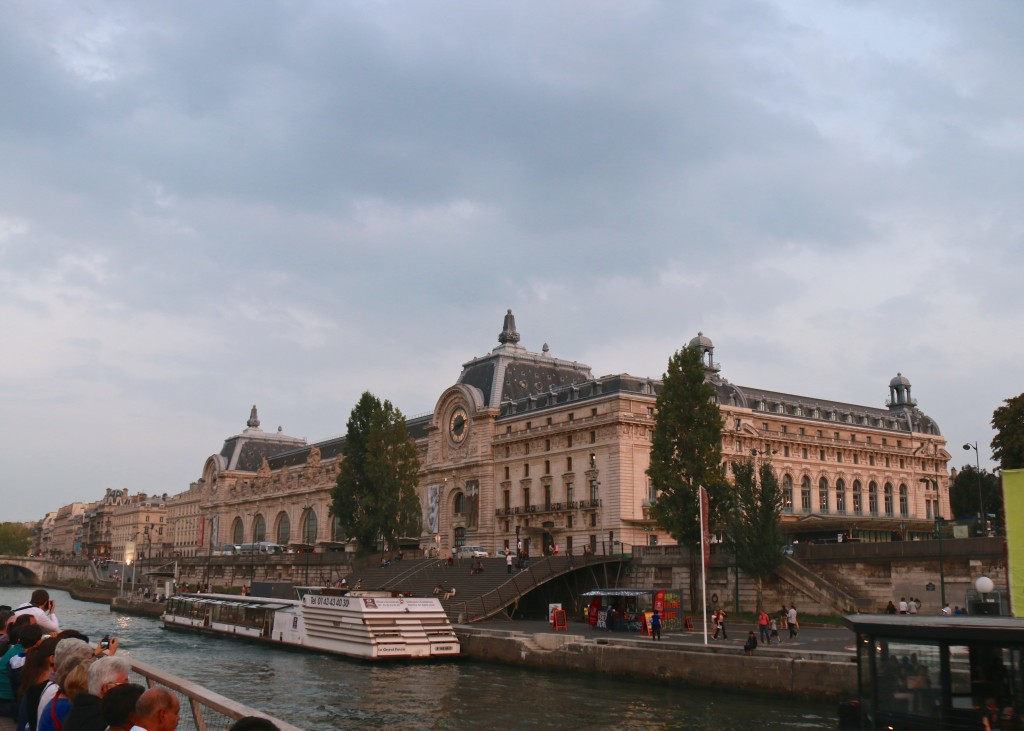 The Musee' du Orsay