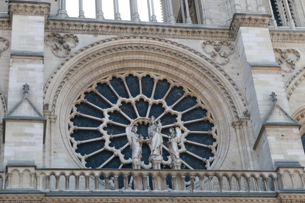 Notre Dame - West side