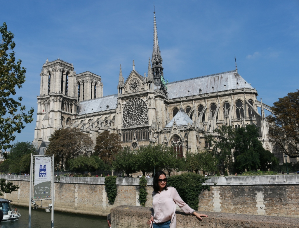 More views of the Notre Dame
