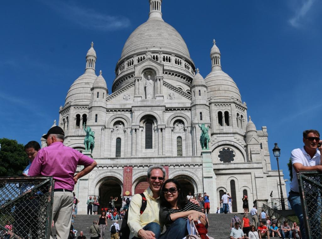 JE in Monmartre