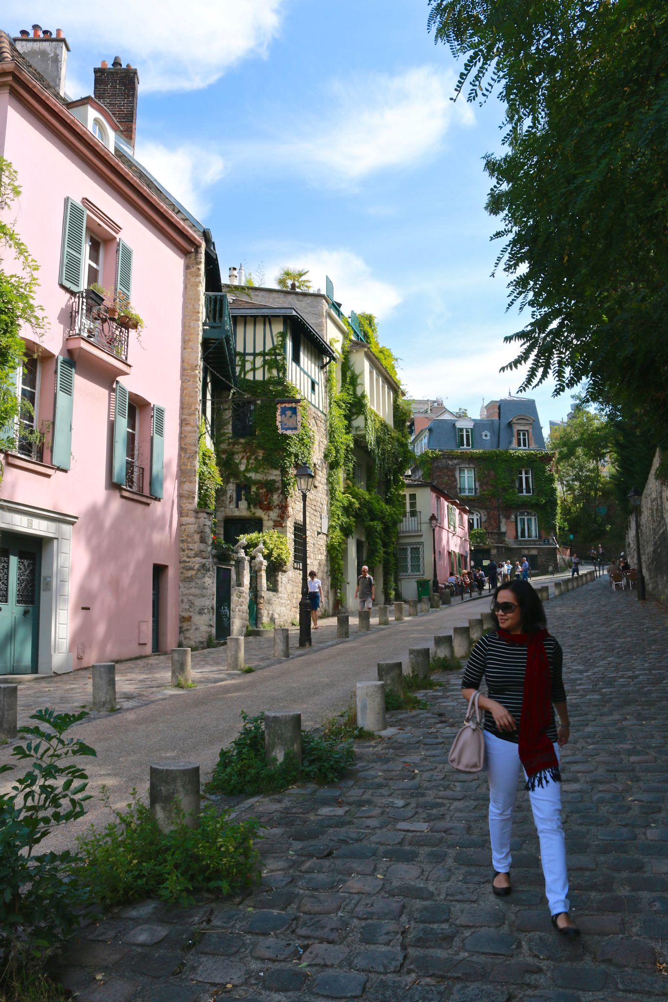 Our Walking Tour in Monmartre