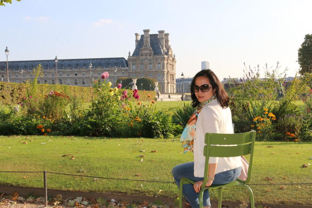 @ the Jardin