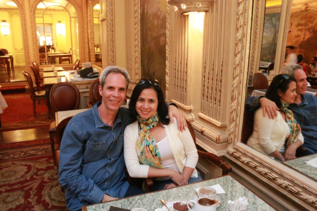 At Angelina's
