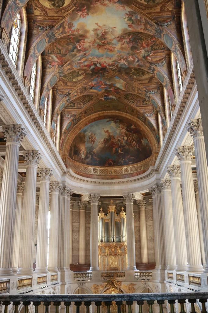 Royal Chapel, Versailles