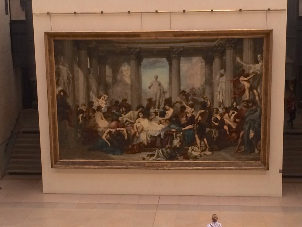 Art in the Musee du Orsay