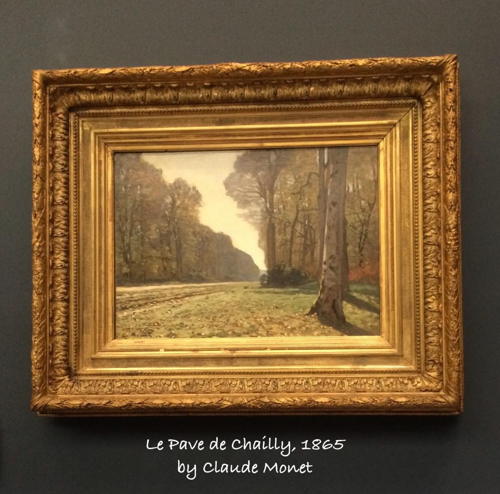Le Pave de Chailly