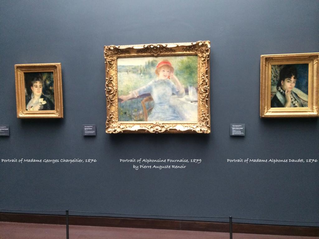 Renoir's work