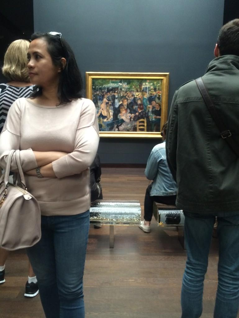 E in Orsay