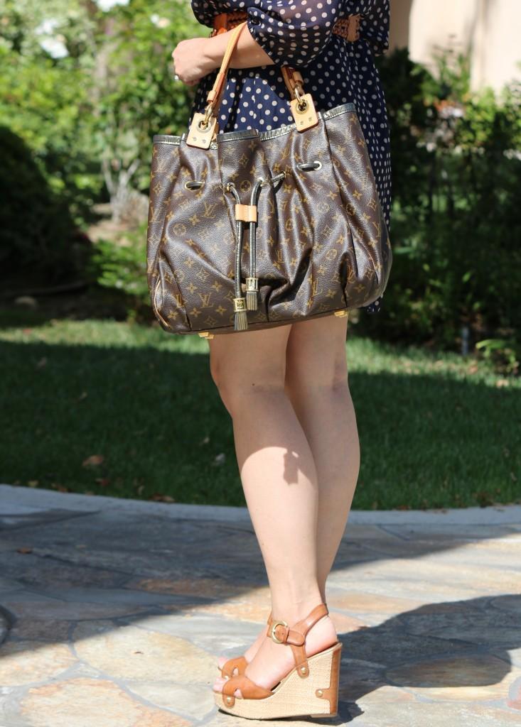 Louis Vuitton Irene Handbag