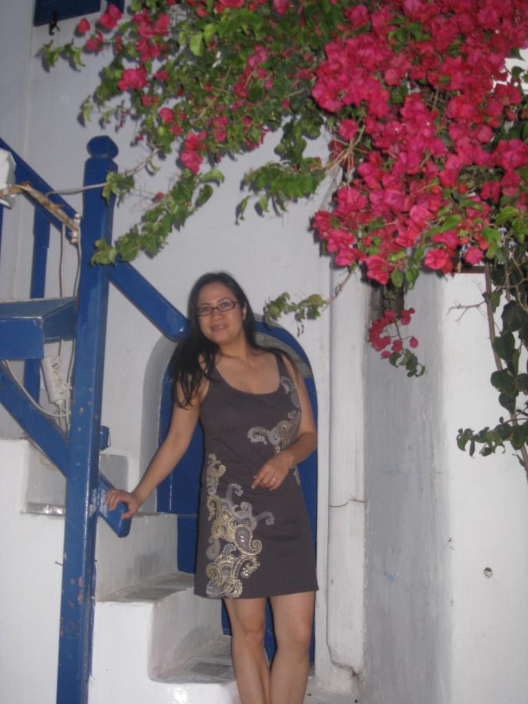 E in Mykonos