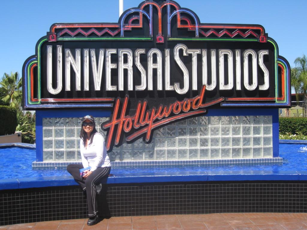 E in the studios
