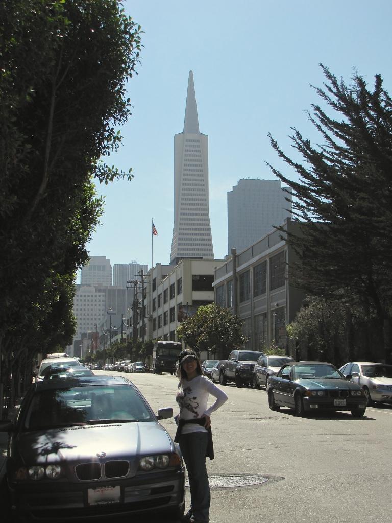 E in San Fran