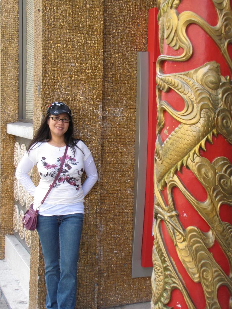 E in Chinatown