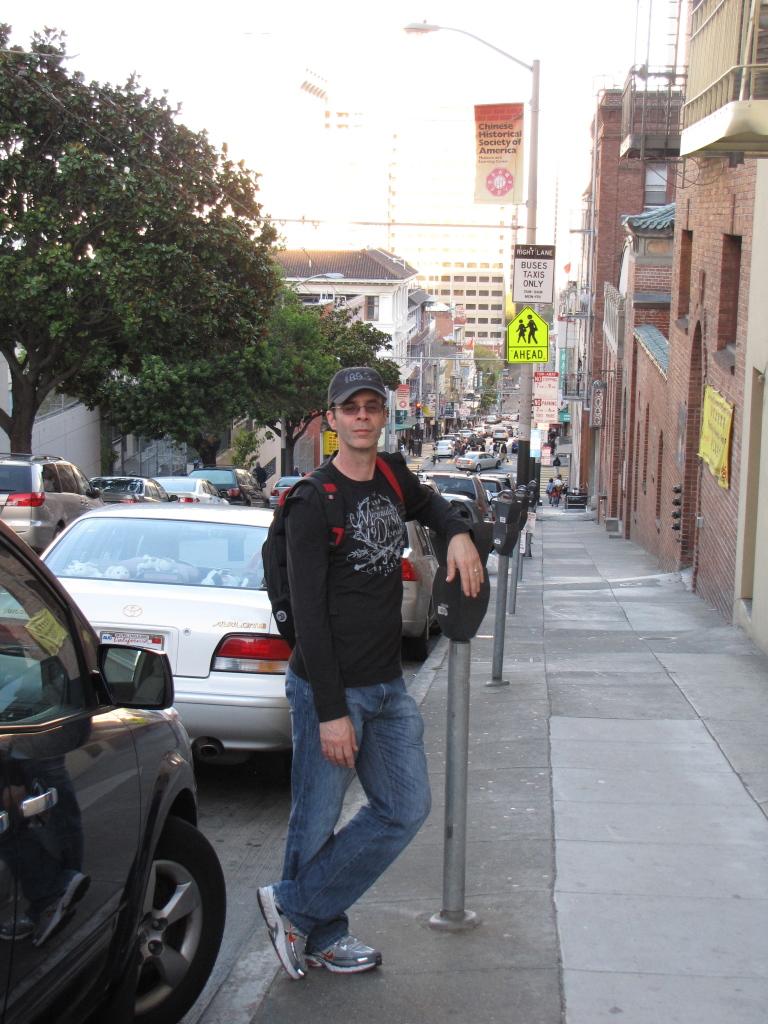 J in SF