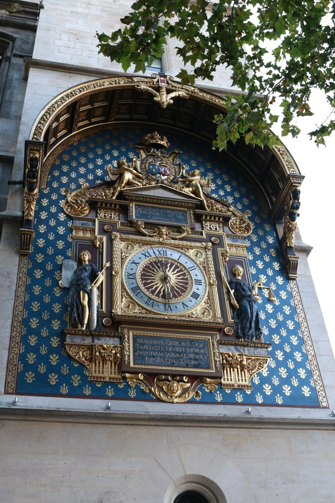 Oldest clock in Paris