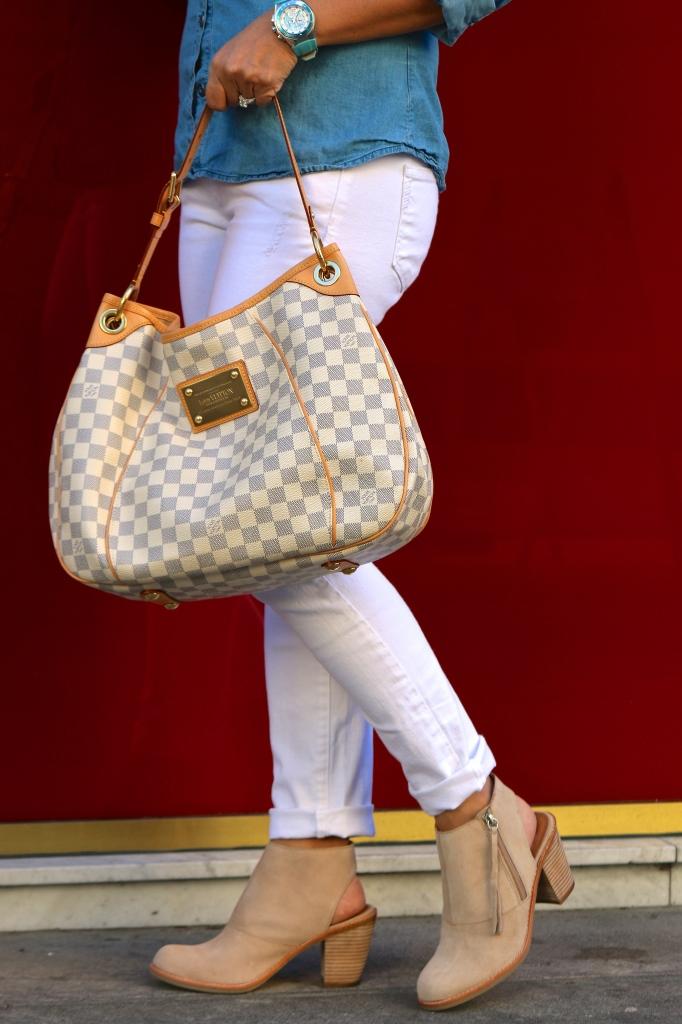 Louie Vuitton Gallerie bag