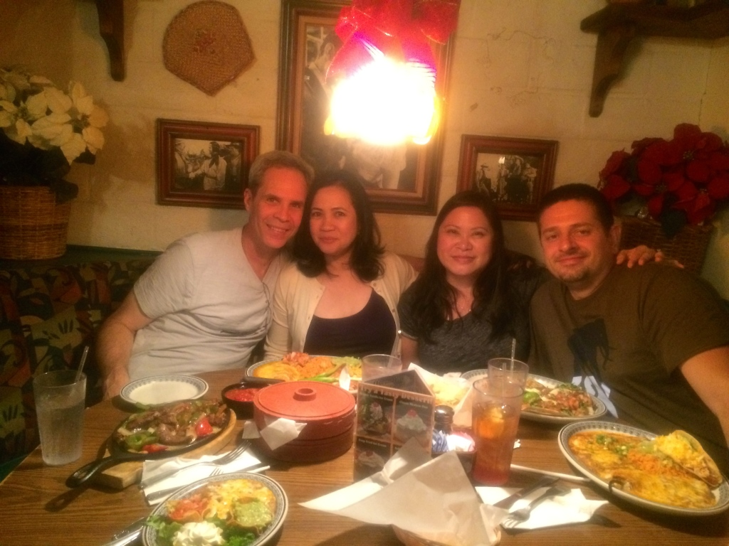 Dinner at Don Jose's