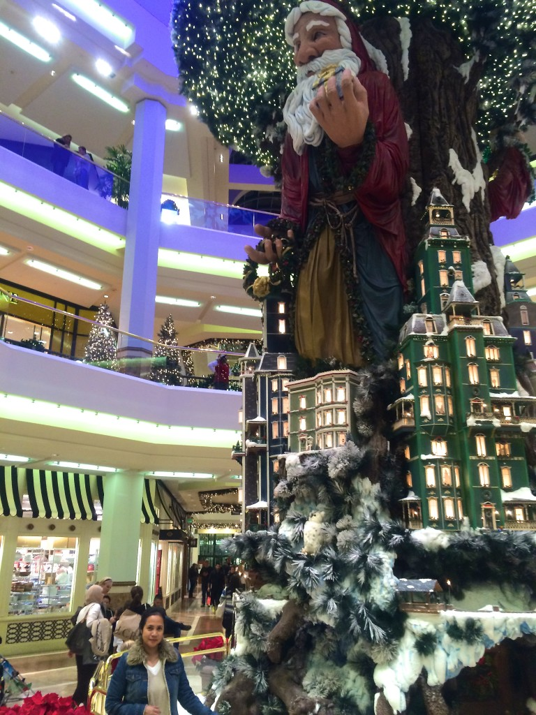 Christmas @ South Coast Plaza