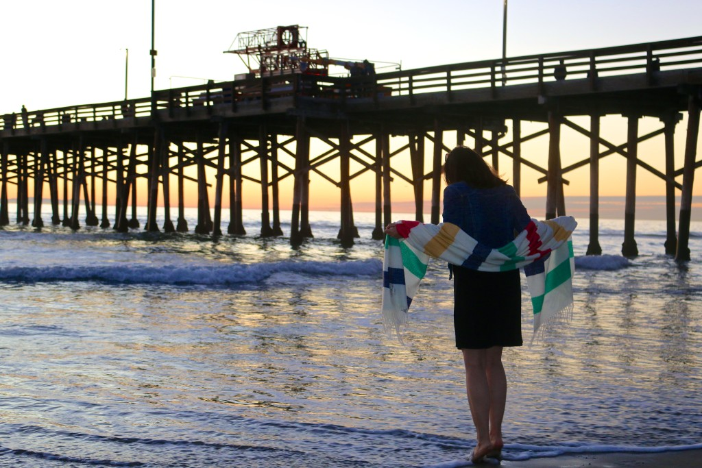 Beach Day in Newport Beach