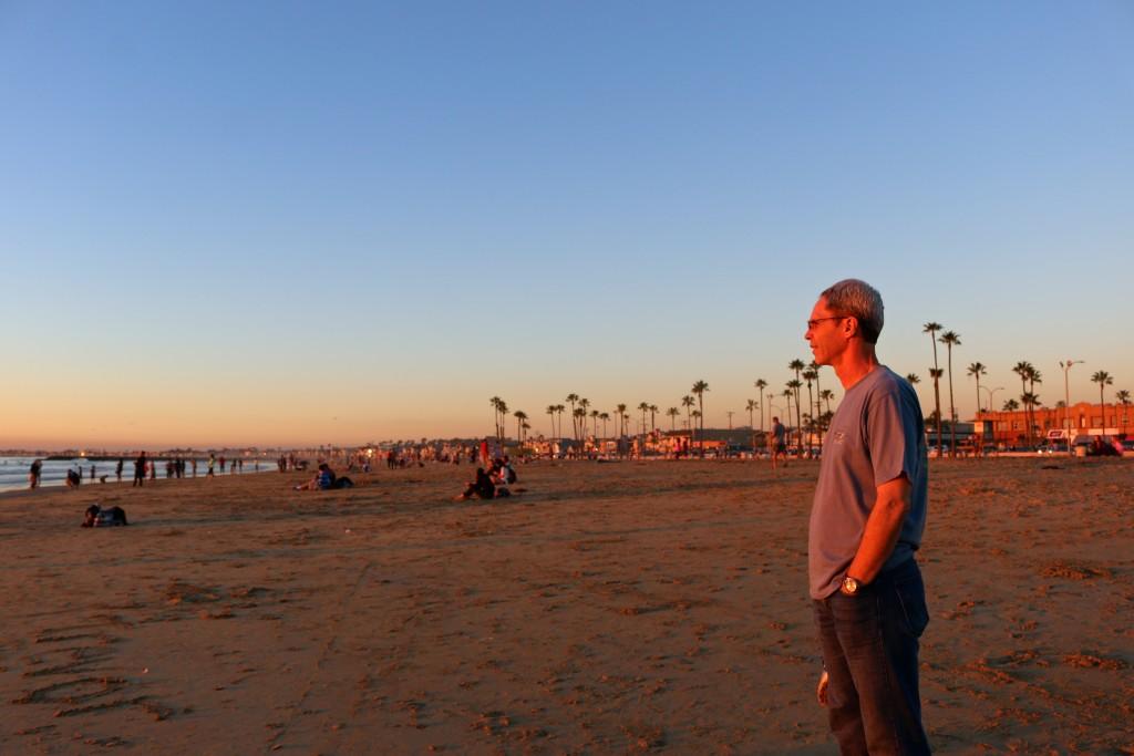 Beach Day in CA