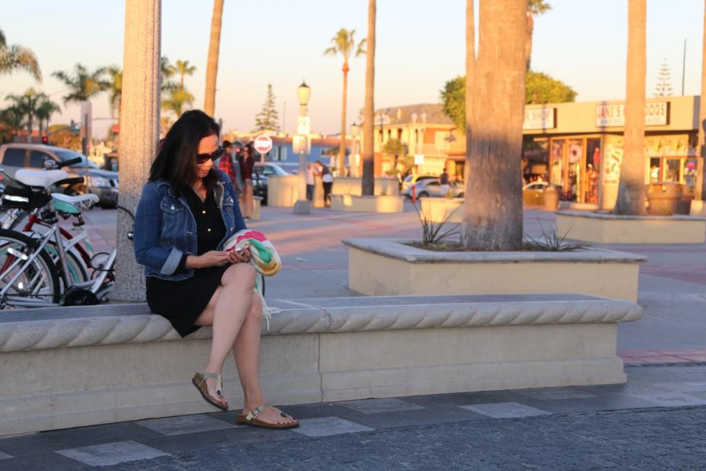 Sunny Day in Newport Beach
