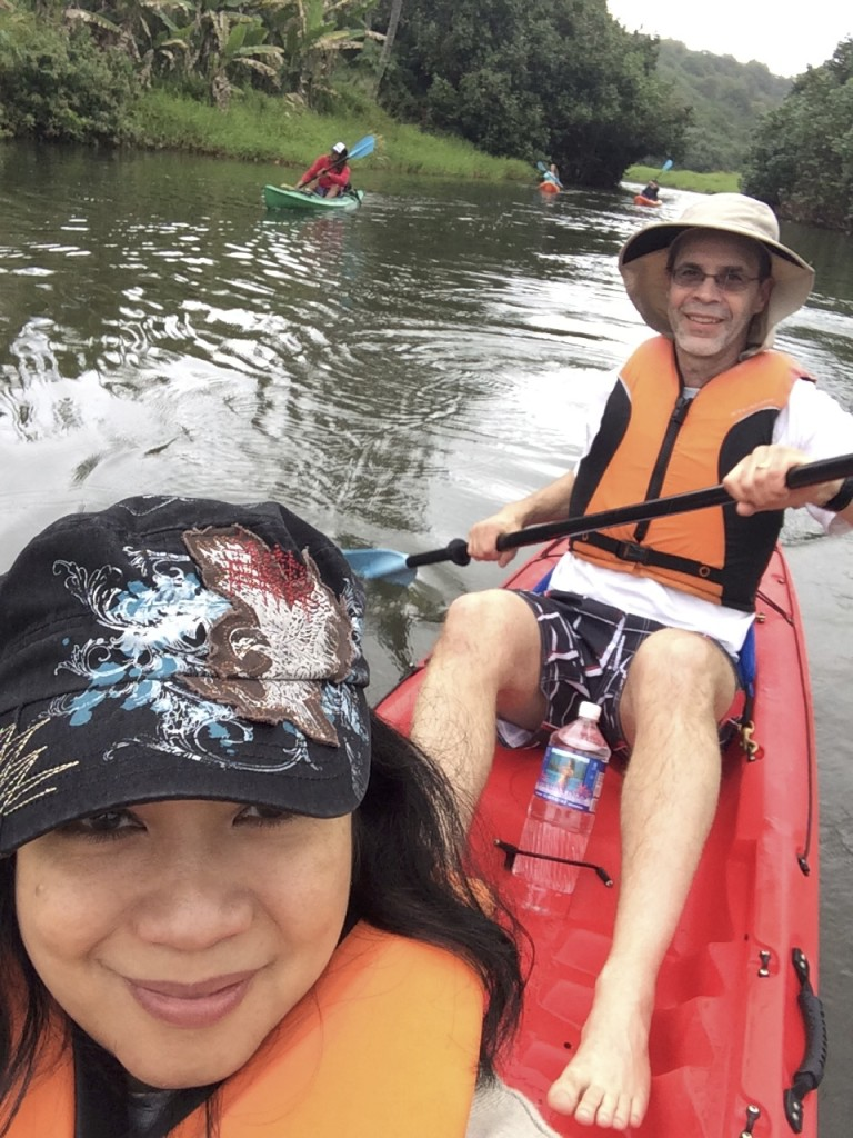 JE's kayaking tour