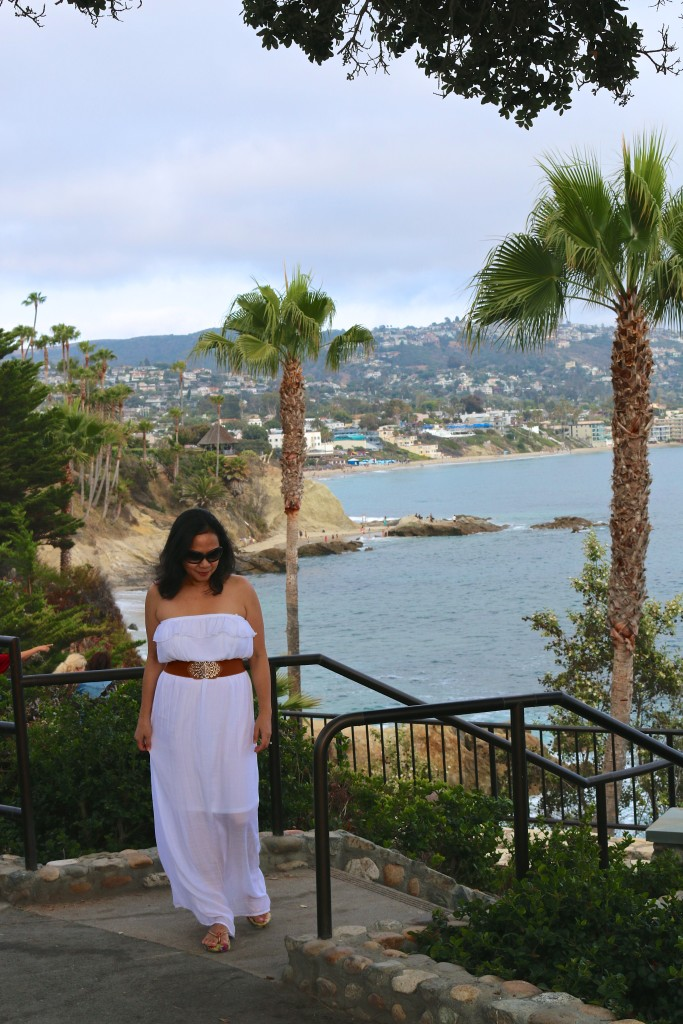 The view from Heisler Park