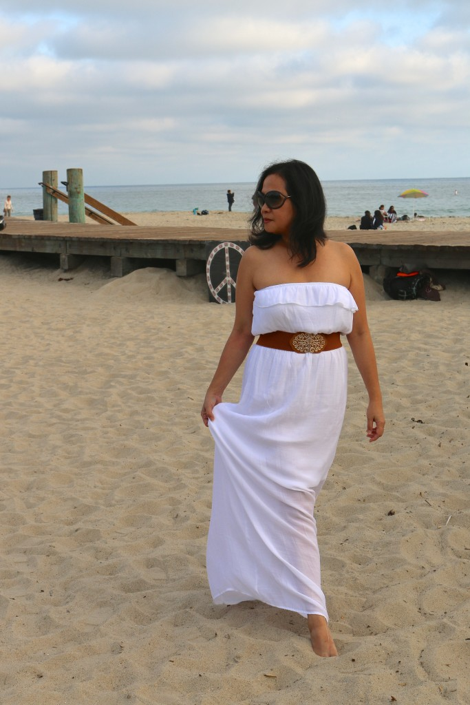 Strolling in Laguna Beach