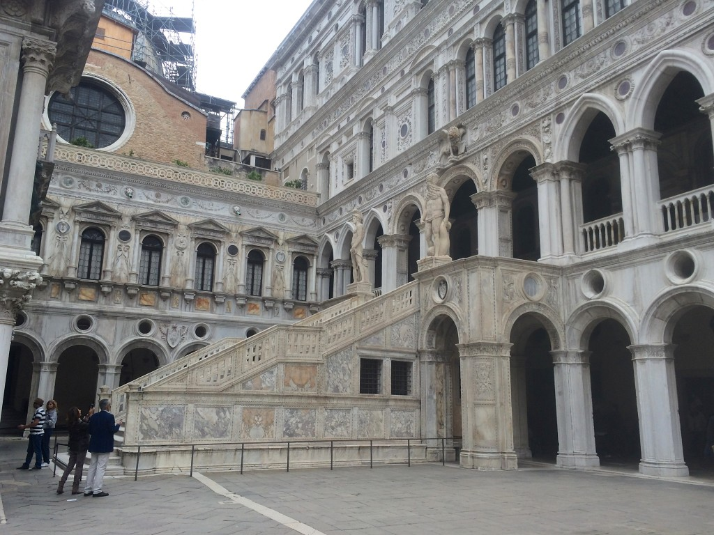 @ the Doge's Palace