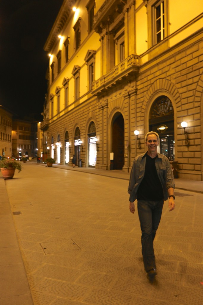 J in Florence