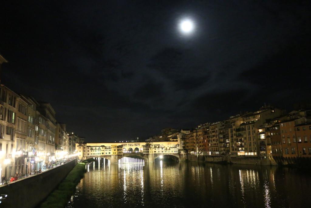 Ponte Vecchio @ night