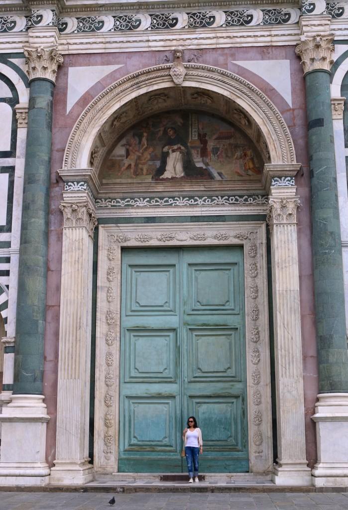 Details @ Santa Maria Novella church