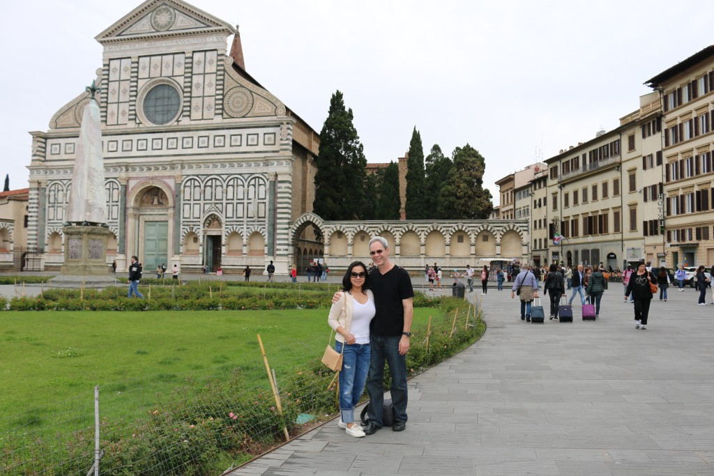 @ Santa Maria Novella church