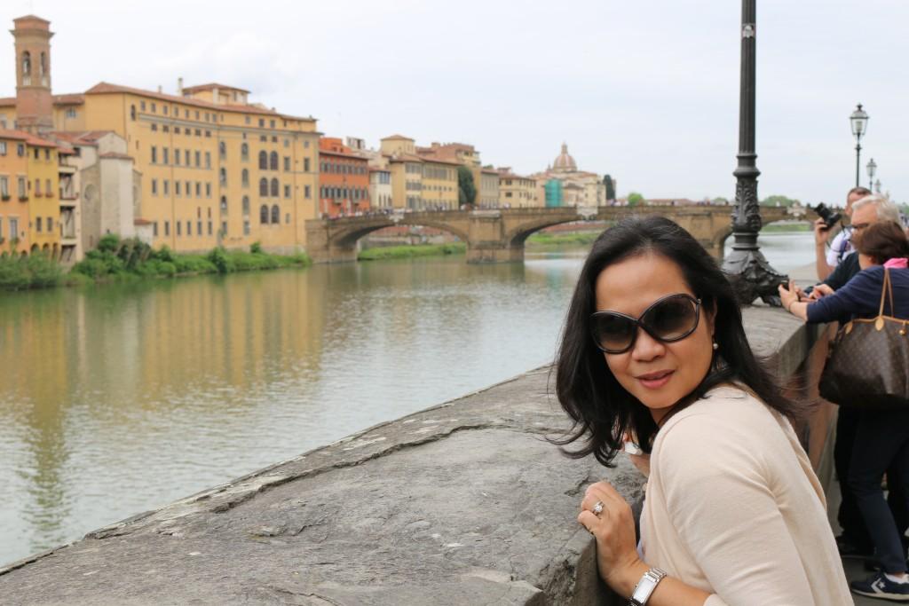 @ the Ponte Vecchio