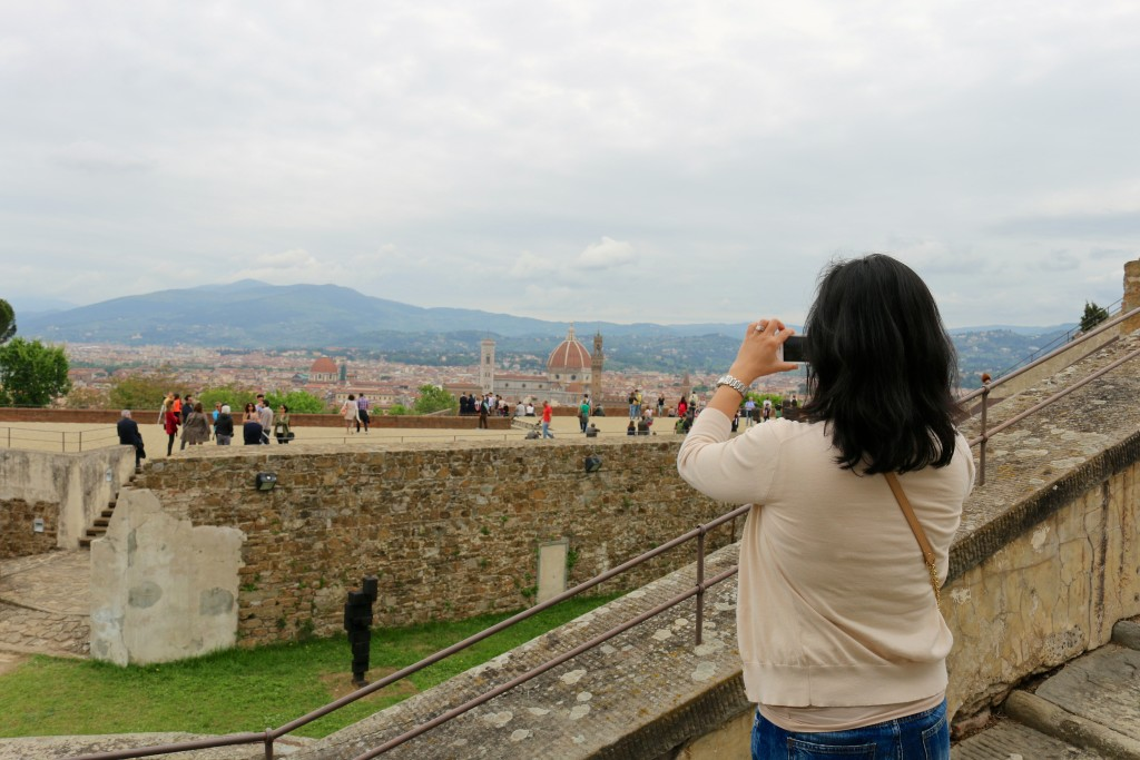 View of Florene...