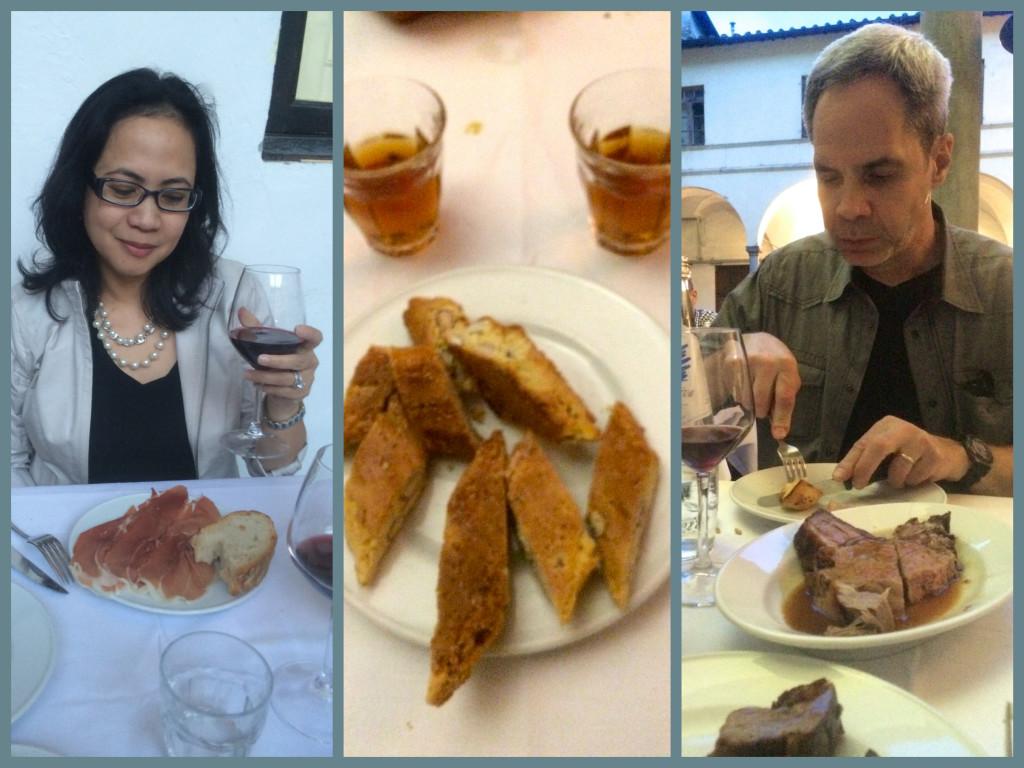 Dinner @ Il Latini