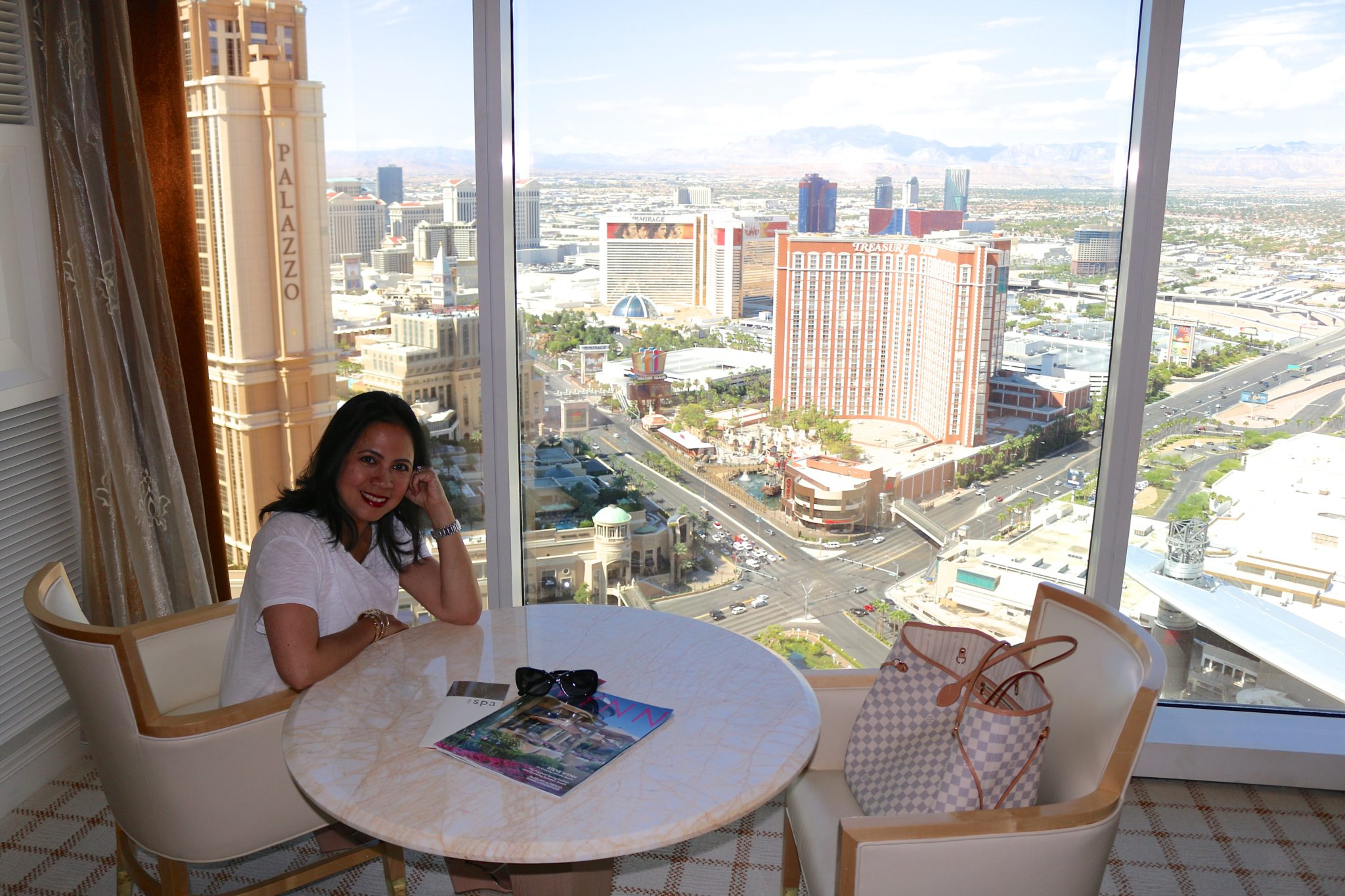 Summer Getaway in Las Vegas