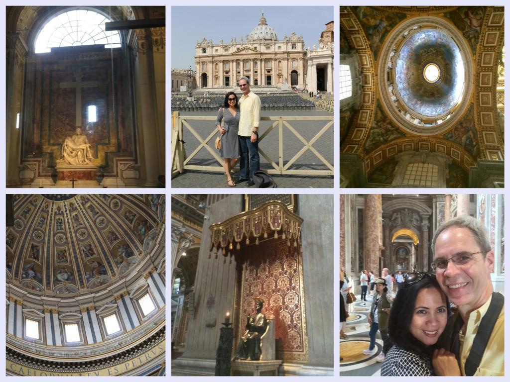 @ the Vatican