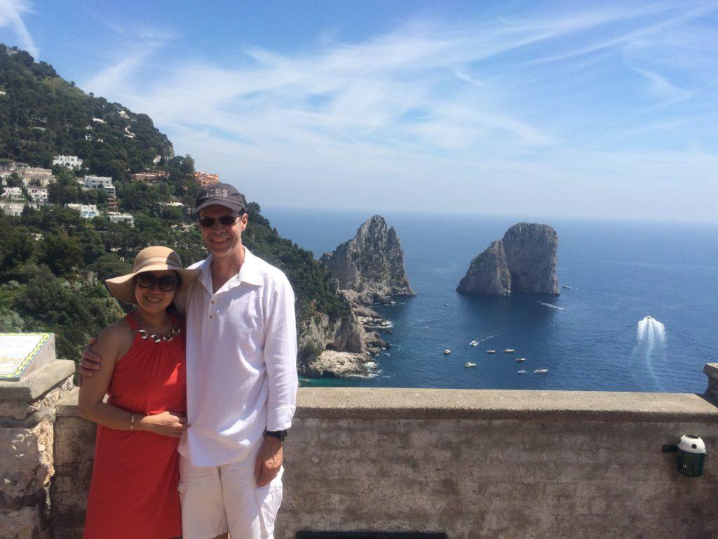 JE in Capri