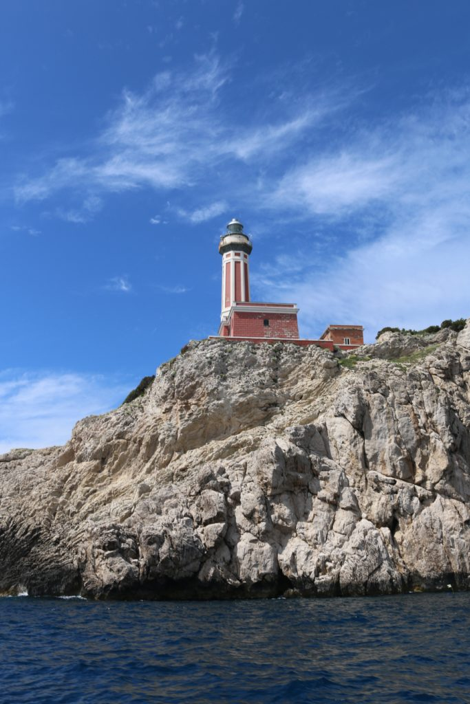 Punta Carena Lighthouse