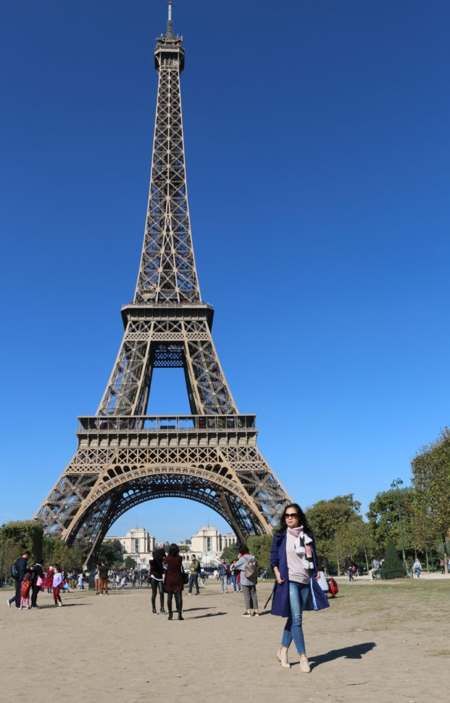 Paris Fall Trip