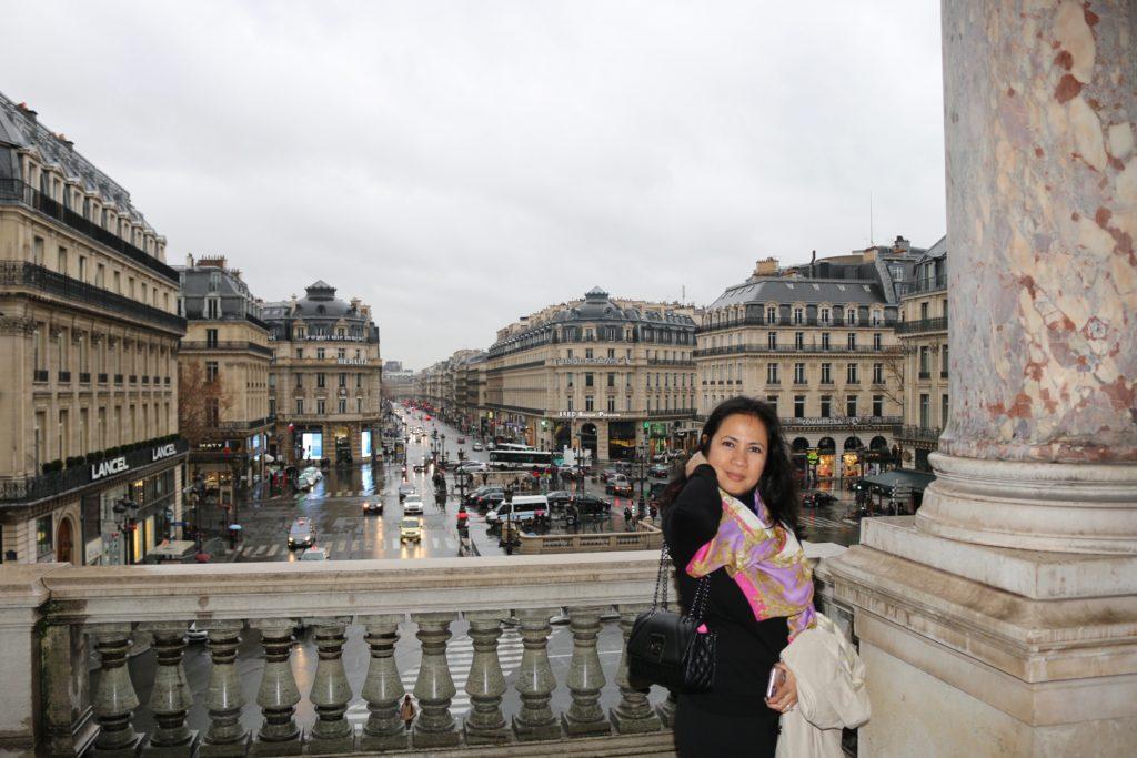 Our Paris Winter Trip