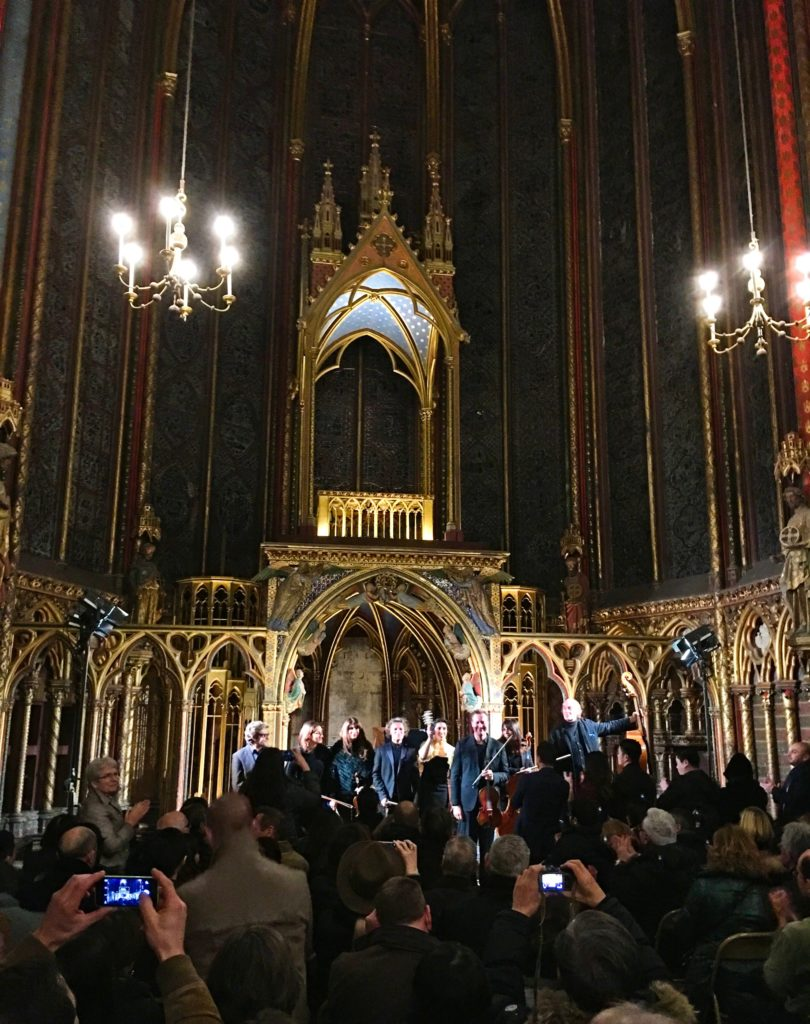 Winter Concert in Sainte-Chapelle