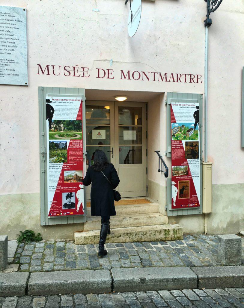 Musee de Monmartre