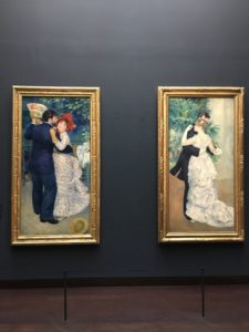 City Dance and Country Dance Renoir