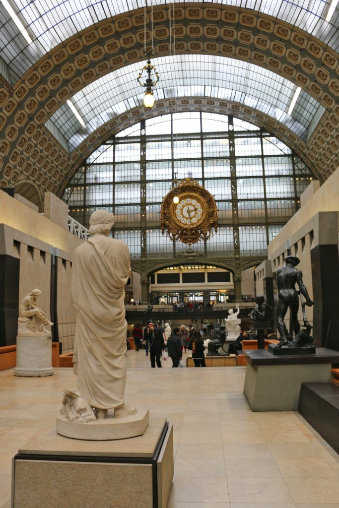 sculpture Musee d'Orsay